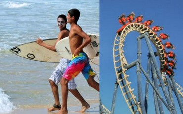 Summer activities for kids in Israel
