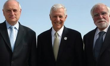 MALCOLM HOENLEIN, Robert Sugarman and Richard Stone