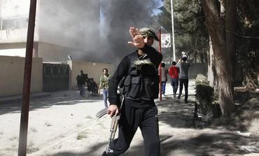 Jabhat al-Nusra figter, Syria