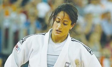 Top Judo prospect Yarden Gerbi