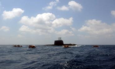 Dolphin-class submarine course