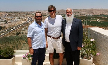 Dr. Oz and Rabbi Shmuley Boteach