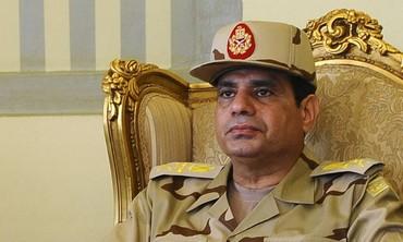 Egyptian Defense Minister Abdel Fattah al-Sisi.