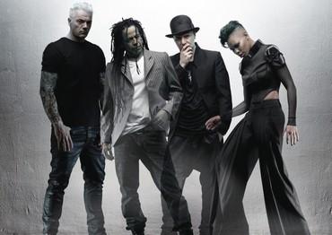 British rock group Skunk Anansie
