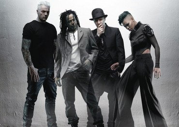 British rock group Skunk Anansie