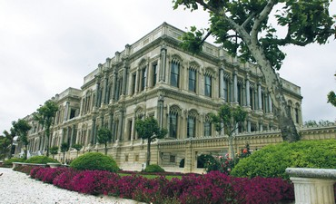 TURKEY'S 19TH century Ottoman Ciragan Palace in Istanbul.