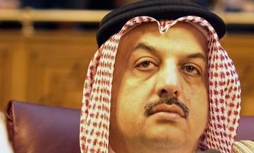 Qatar's Foreign Minister Khalid bin Mohammed Al Attiyah.