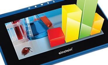 The Einstein tablet
