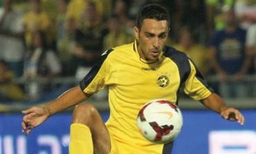 Maccabi Tel Aviv midfielder Eran Zahavi