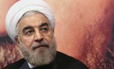 Iranian President Hassan Rouhani [file].