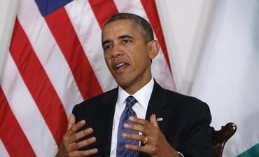 US President Barack Obama in New York September 23, 2013.