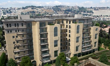Haneviim Boutique residence, Jerusalem