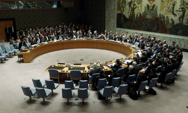 Members of the United Nations Security Council