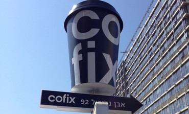Cofix is ready to take over Tel Aviv.