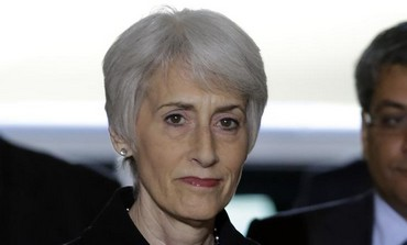 US Under Secretary of State for Political Affairs Wendy Sherman.