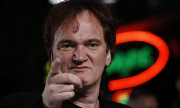 Director Quentin Tarantino.
