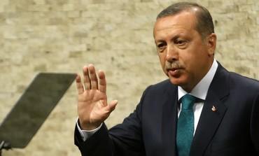 Turkish Prime Minsiter Tayyip Erdogan.