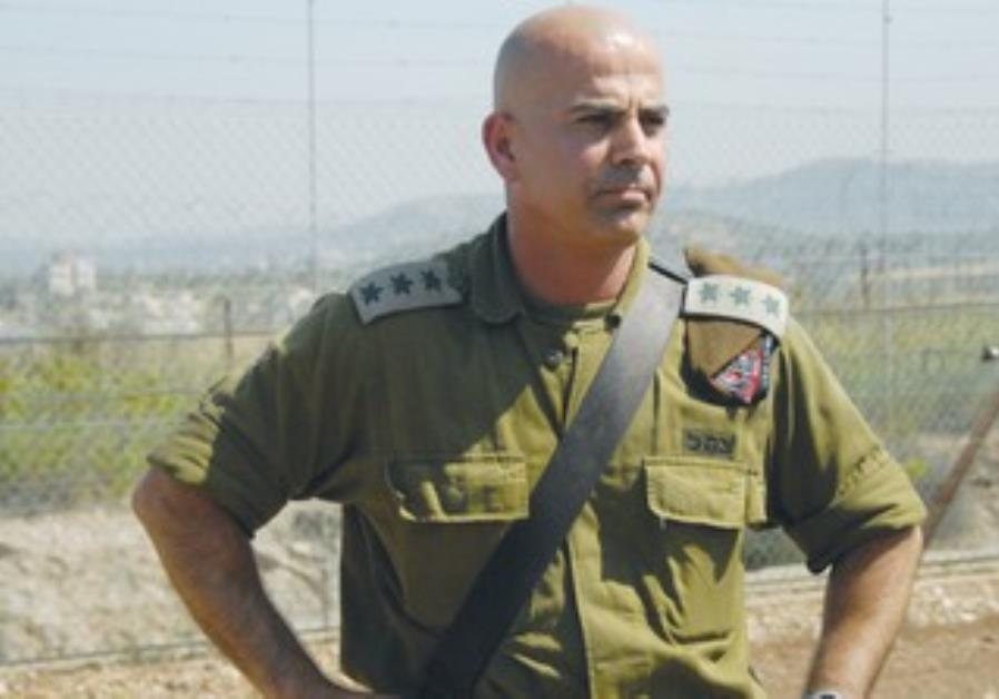 Golani brigade commander Col. Rasan Alian.