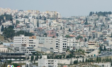 The Arab city of Nazareth in northern Israel