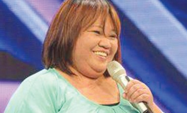 46-year-old Filipino caregiver Rose stunned 'The X Factor Israel' judges.