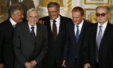 Tadeusz Mazowiecki: Jewish Groups Mourn Polish Ex-PM