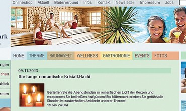 WEBSITE'S 'Kristallnacht' special for November 9.