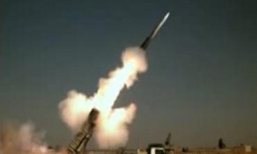 Iran anti-rocket missile