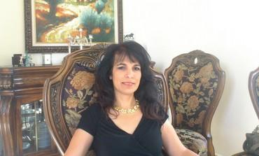 Suhrat Hadin founder Nitsana Darshan-Leitner.