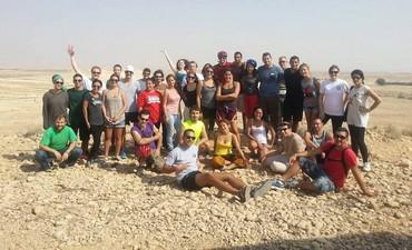 Mifgashim participants