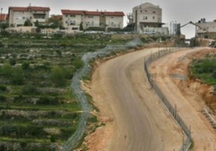 The settlements are illegal under international law