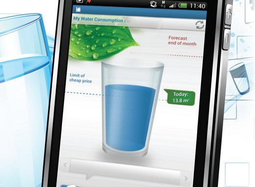 The app will be free for consumers to download, and will be available both for iPhone and android