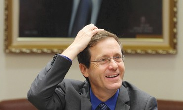 MK Isaac Herzog.