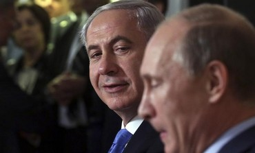 Putin, Netanyahu