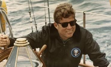 Former United States President John F. Kennedy