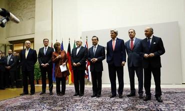 Geneva nuclear talks, November 24, 2013.