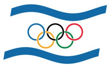 Israeli Olympic symbol