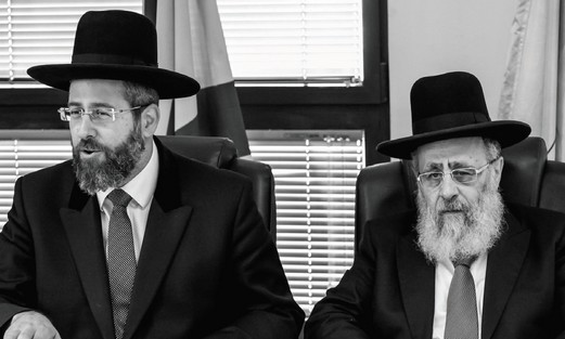 'Let the rabbis compete in the free marketplace of ideas'