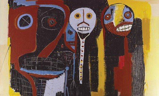 A selection of Elia Zimand's 'Demons.'