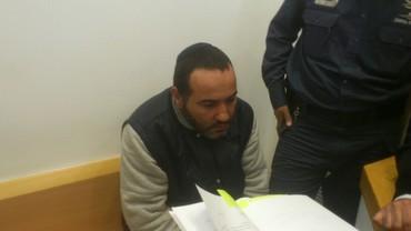 Alleged mob boss Domrani's lieutenant Mordechai Kastantini.