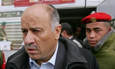Jibril Rajoub.