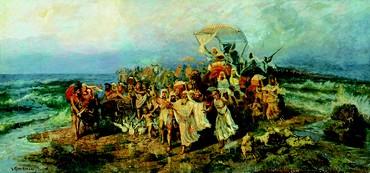 La sortie d'Egypte des Hébreux