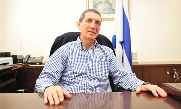 Head of Acquisitons Administration for the Defense Ministry, Brig.-Gen. (Res.) Shmuel Zuker.