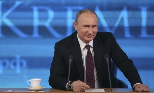Vladimir Putin. [File]