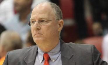 Hapoel Jerusalem coach Brad Greenberg