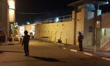 IDF troops on duty near Bethlehem