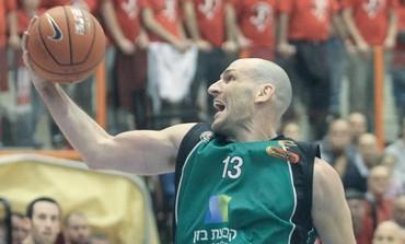 Maccabi Haifa's Ido Kozikaro