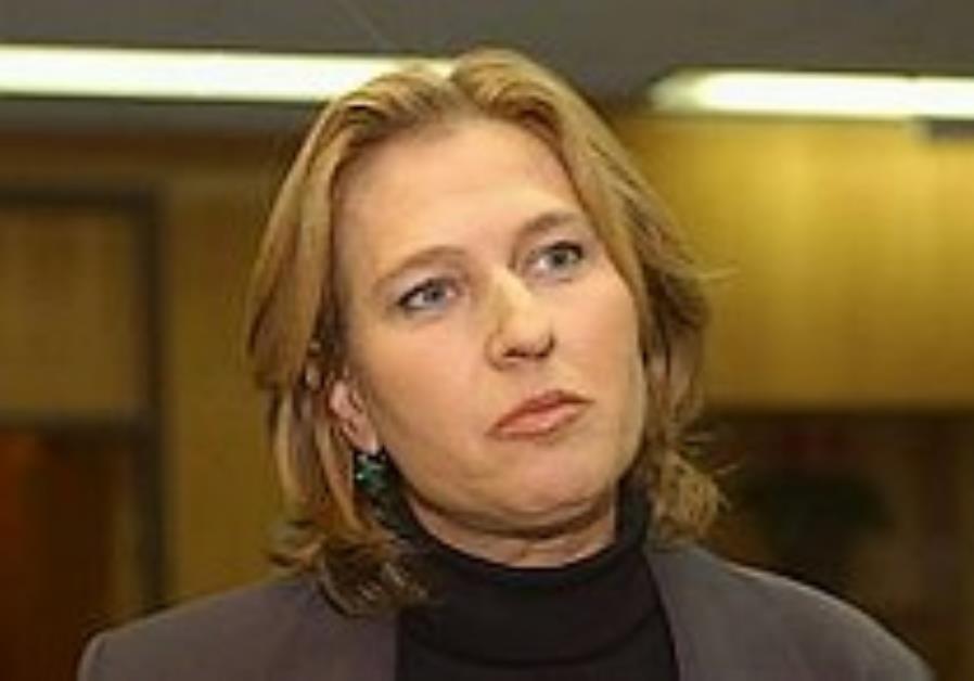 Grapevine: Tzipi Livni's young counterpart