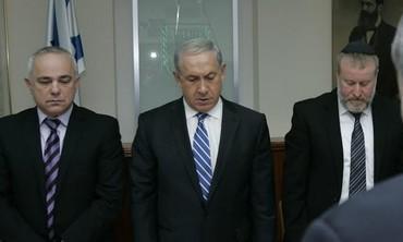 Prime Minister Binyamin Netanyahu, January 12, 2014