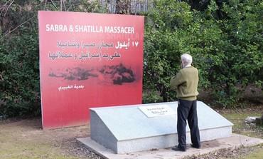 shatila massacre lebanon