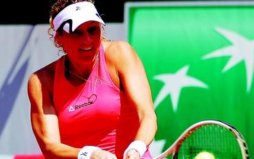 Israeli tennis star Shahar Pe'er